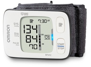 Omron BP652 (7 Series) Wrist Blood Pressure Monitor