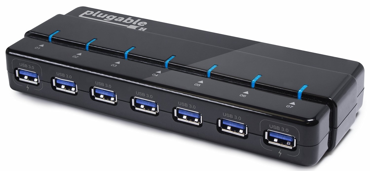 10 Top Rated And Best Usb Hubs In 2019 Reviews