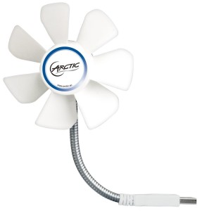 ARCTIC Breeze Mobile, USB-Powered 92mm Portable Fan