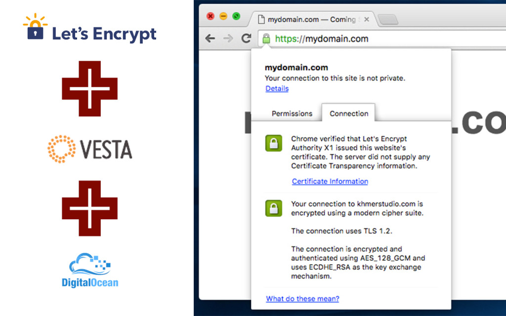 How to Install LetsEncrypt Trusted SSL Certificates on VestaCP