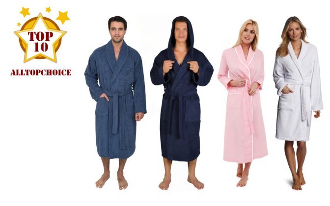 Top 10 Best Bathrobe Reviews