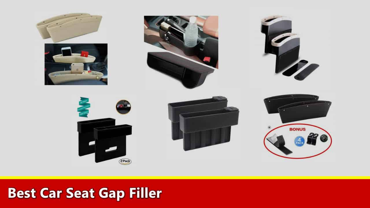 Best Car Seat Gap Filler