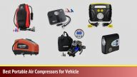 Best Portable Air Compressors for Vechicle