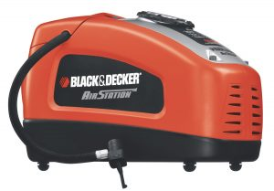 Black & Decker ASI300 Air Station High-Performance Inflator