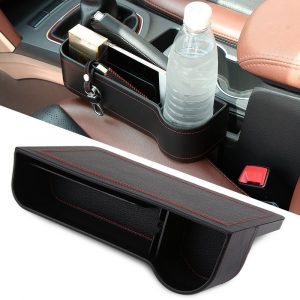 Car Seat Filler with Bottle Cup Holder